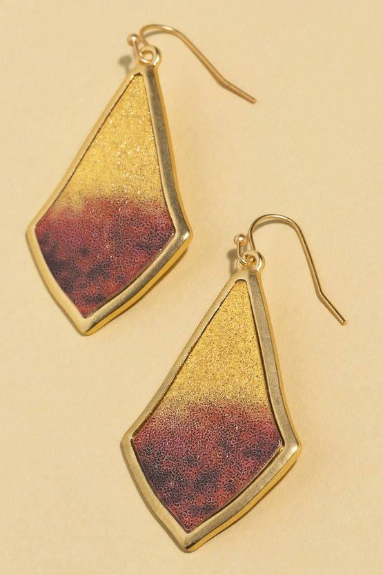 Type 3 Sun Set Earrings