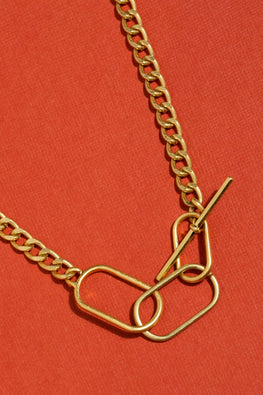Type 3 Link About It Necklace