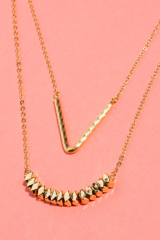 Type 3 Gold Rush Necklace