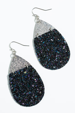Type 4 Stroke Of Midnight Earrings
