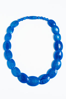 Type 4 Galaxy in Blue Necklace
