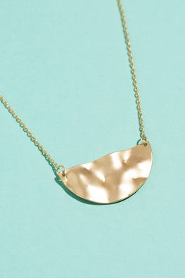Type 1 Half Moon Necklace