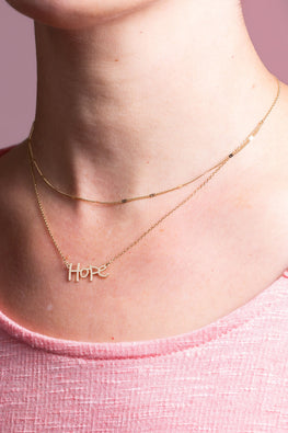 Type 1 Hope Necklace