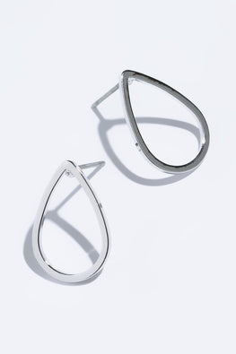 Reflective Moment Earrings