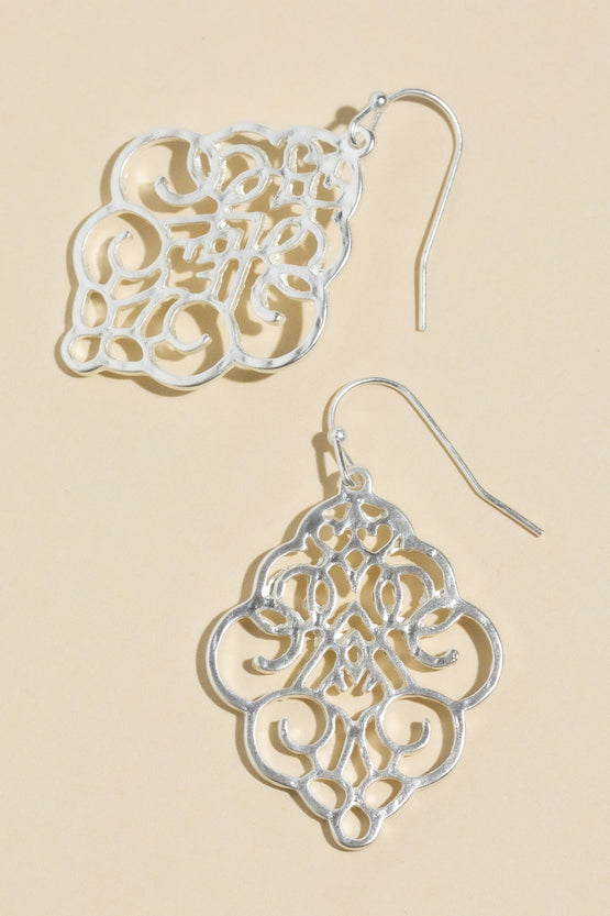 Type 2 Swirling Thoughts Earrings