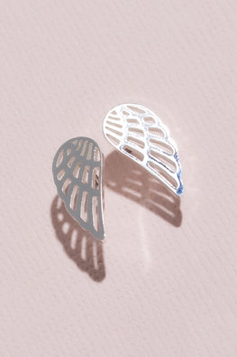 Type 2 Lil' Angel Wings Earrings