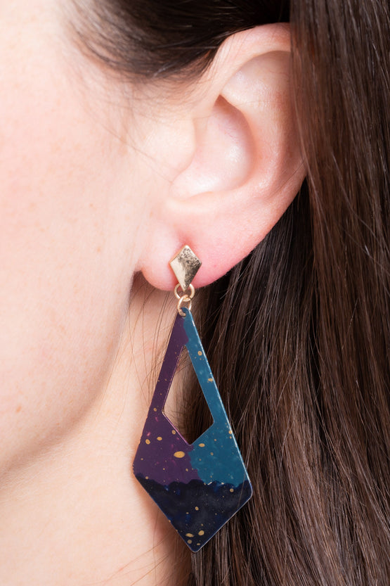 Type 3 Into the Cosmos Earrings