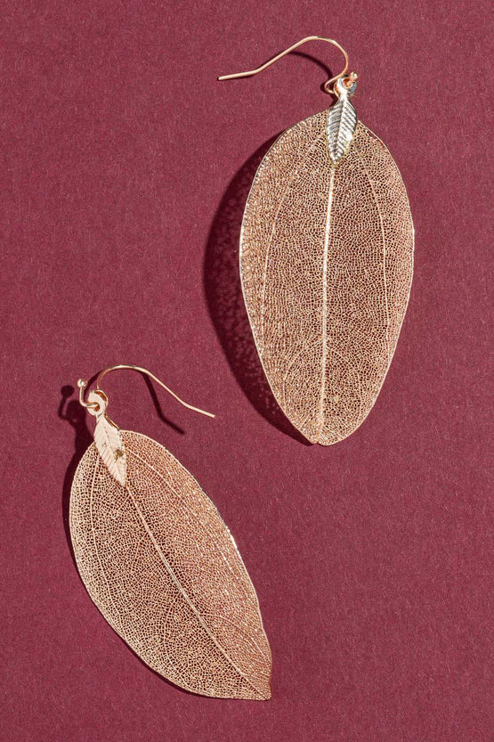 Type 3 Rich Vein Earrings