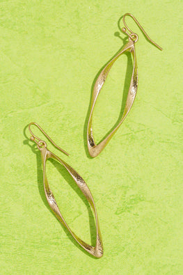 Type 3 Twist & Turn Earrings