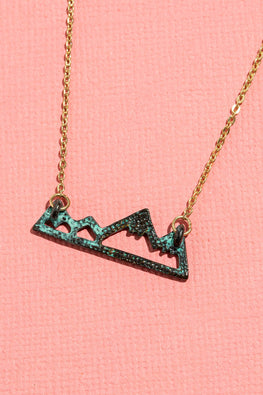 Type 3 Lone Peak Necklace