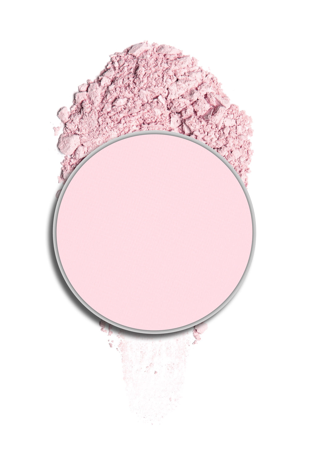 Seashell Pink Matte - Type 1 Eyeshadow Pan