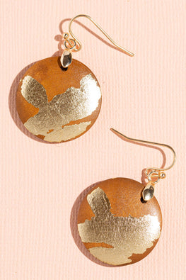 Type 1 Gold Rush Earrings