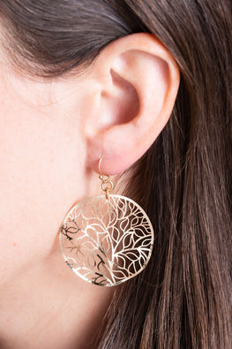 Type 1 Branching Out Earrings