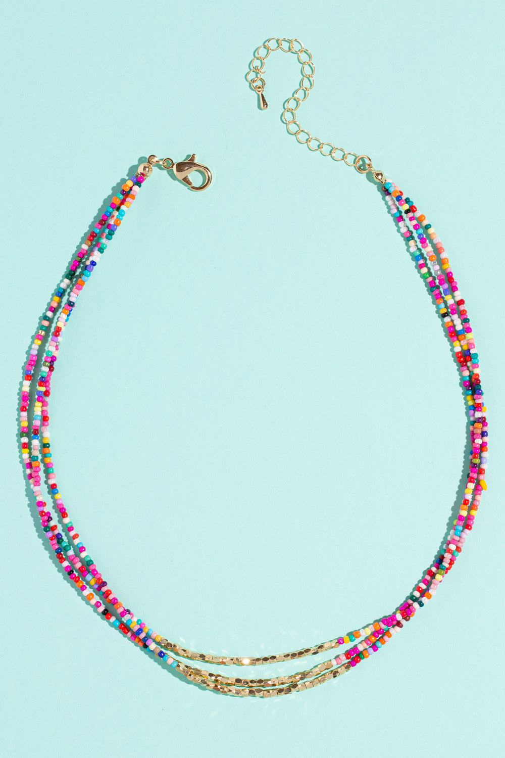 Type 1 Always BEad Yourself Necklace