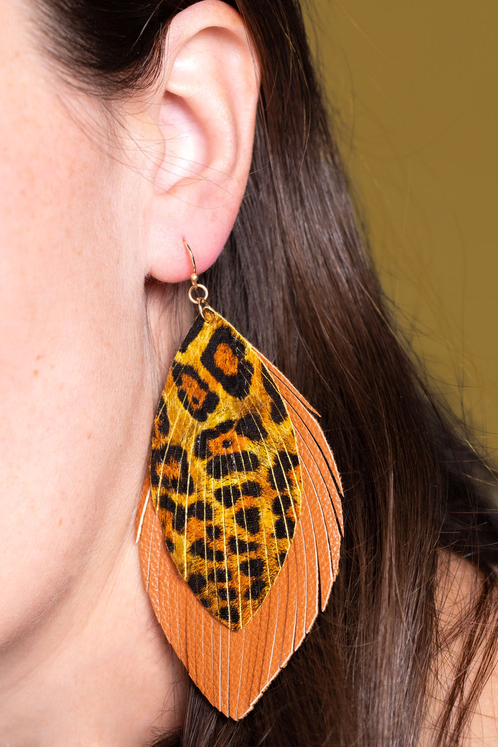 Type 3 Suburban Safari Earrings