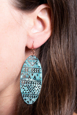 Type 3 Wield Ur Shield Earrings