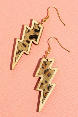 Type 3 Thunderous Applause Earrings