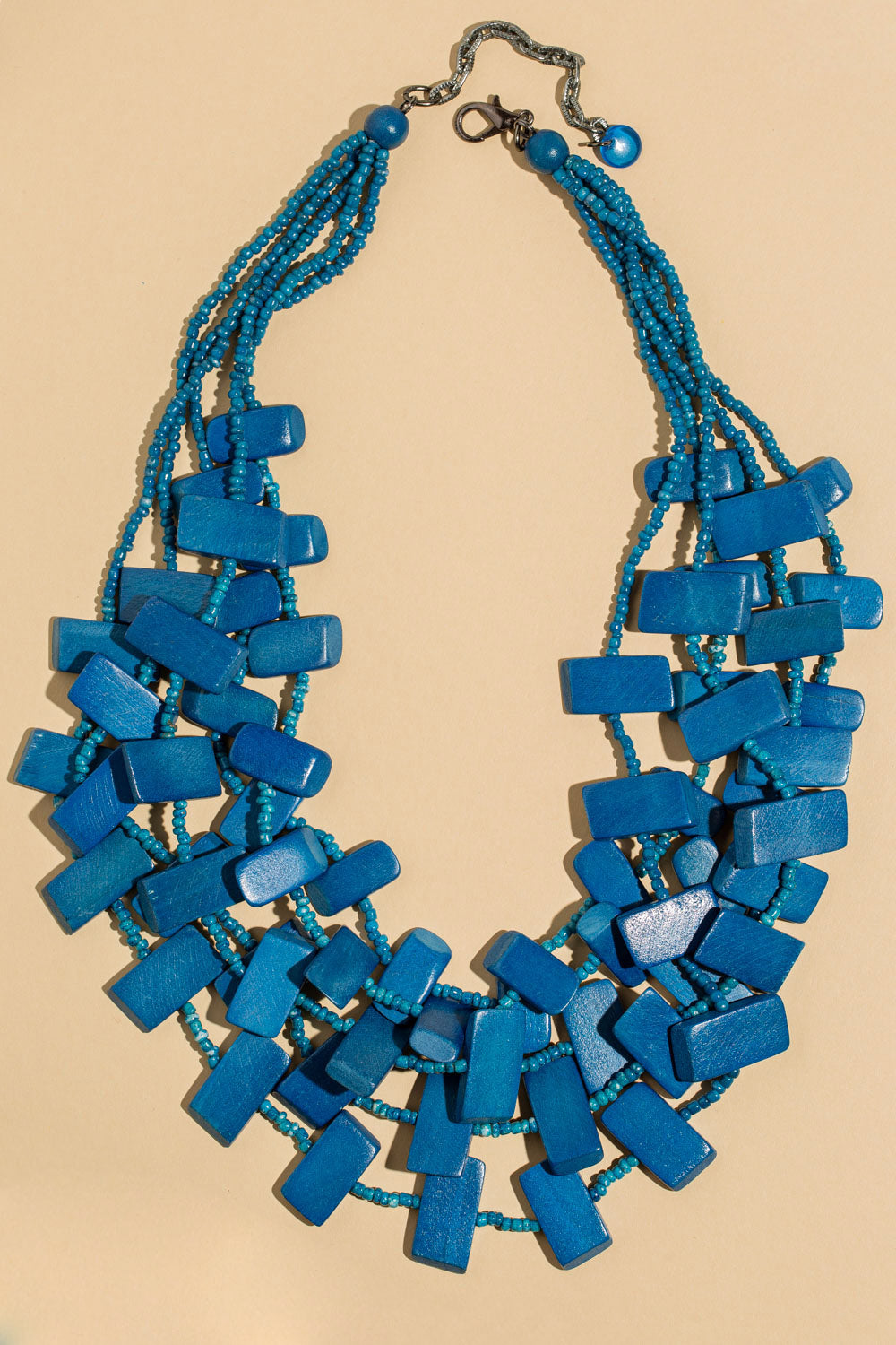 Type 3 Beyond The Deep Blue Necklace