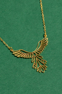 Type 3 Phoenix Flight Necklace