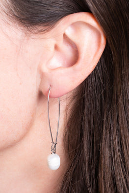 Simple Single Earrings