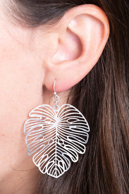 Type 4 Polished Palms Earrings