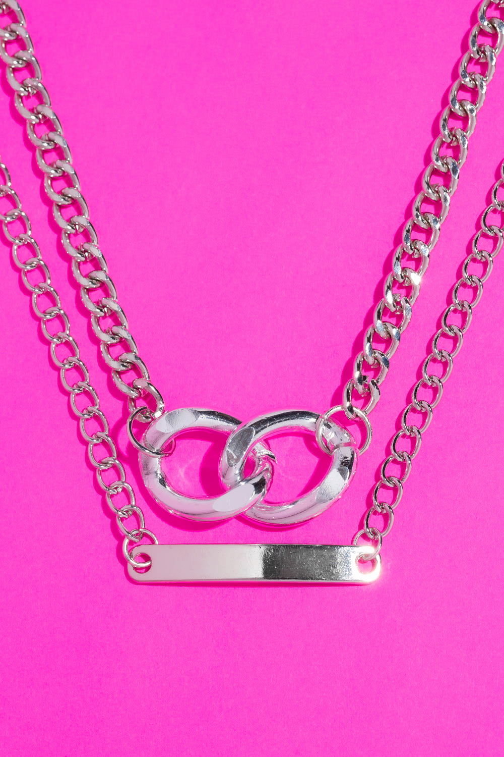 Type 4 Luxurious Links Necklace