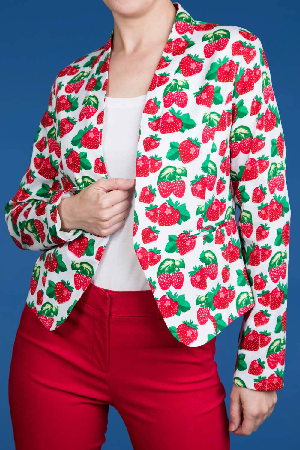 Type 1 Strawberry Time Jacket