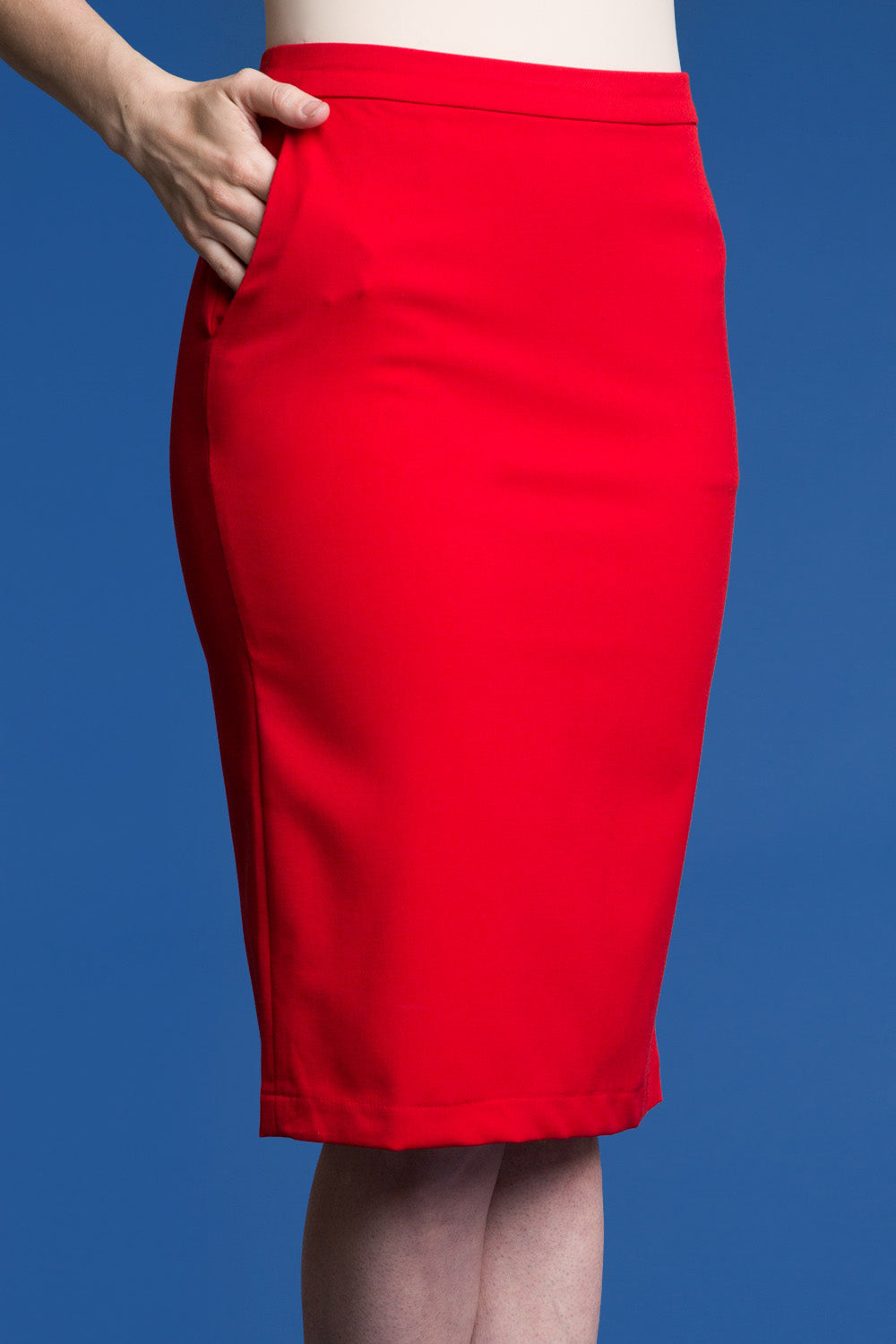 Type 1 Strawberry Red Skirt