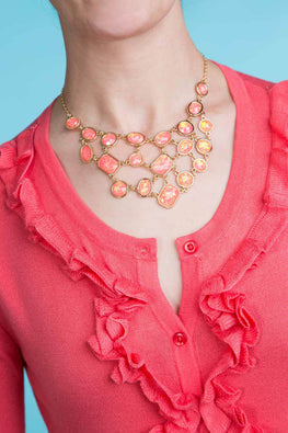 Type 1 Pink Enchantment Necklace