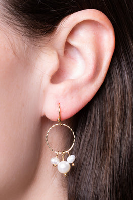 Type 1 Petite Pearlies Earrings