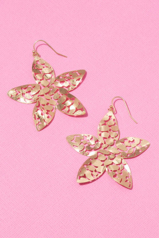 Type 1 Brilliant Blooms Earrings