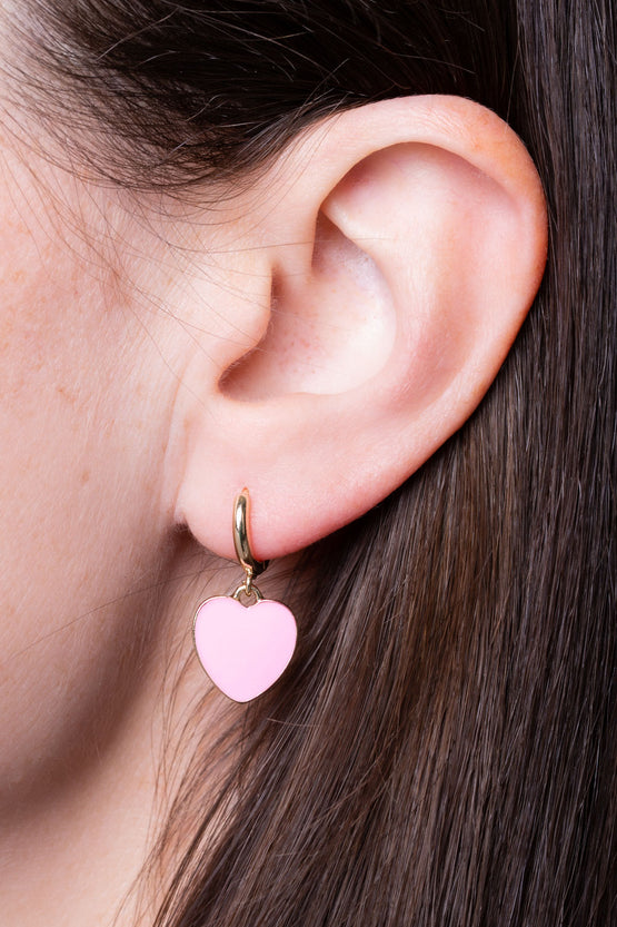 Type 1 Blush & Crush Earrings