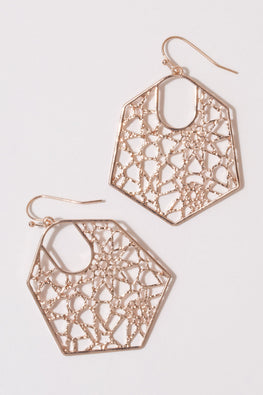 Type 1 Gilded Goddess Earrings