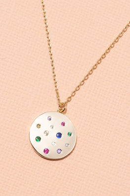 Type 1 Painter's Palette Necklace