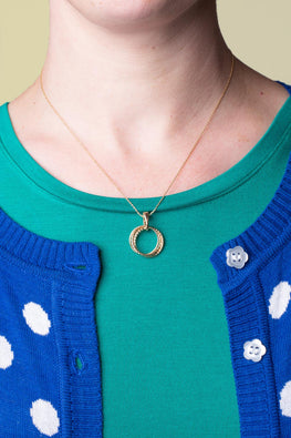 Type 1 Ring Toss Necklace
