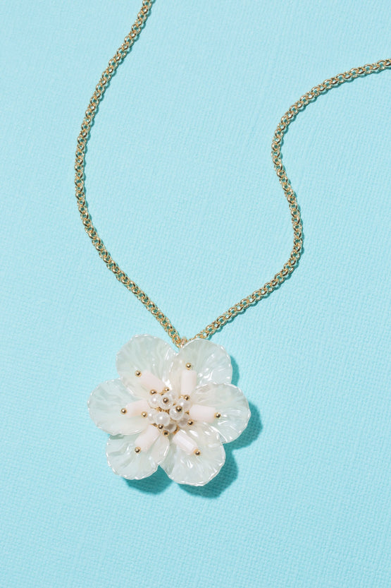 Type 1 Ivory Ornament Necklace
