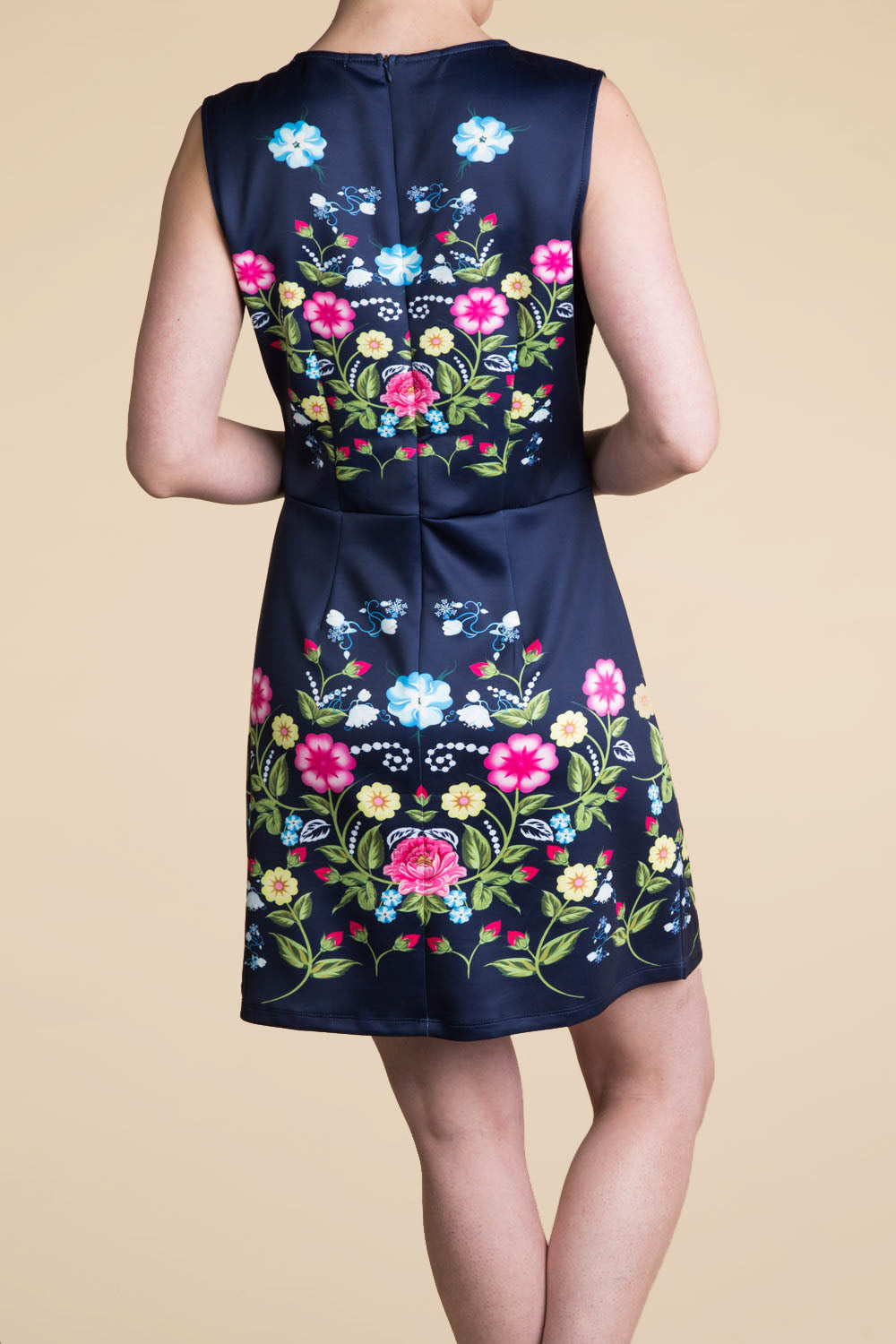 Type 1 Frolicking Flower Dress