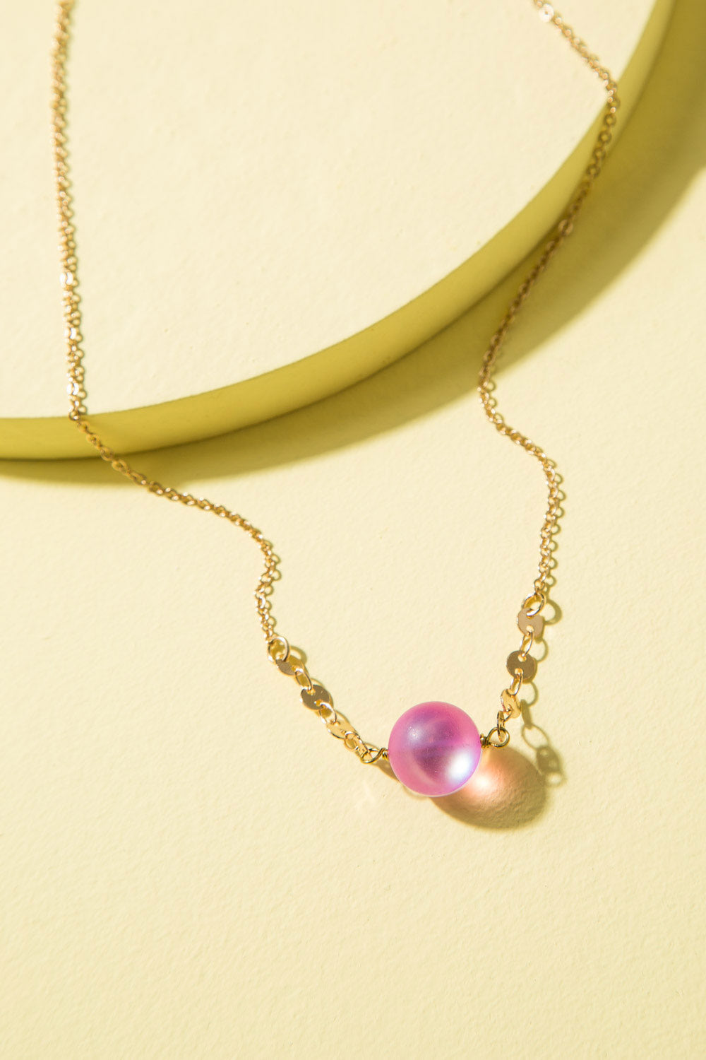 Type 1 Pinky Promise Necklace