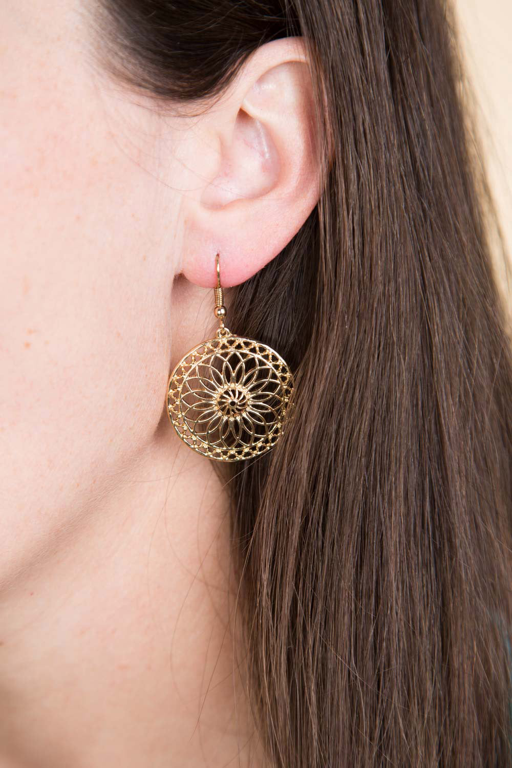 Type 1 Mandala Lolla Earrings