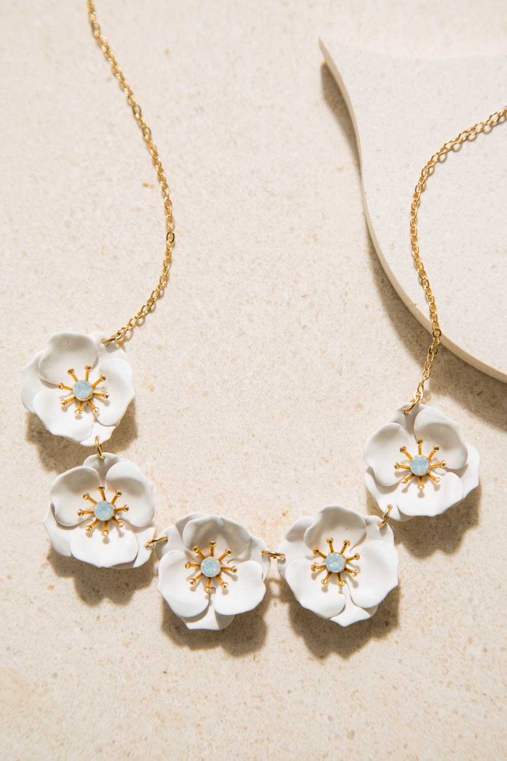 Type 1 Snow Drop Necklace