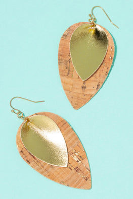 Type 1 Pop The Cork Earrings