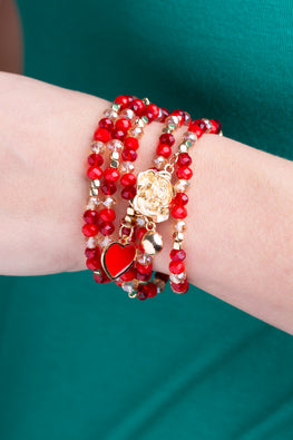 Type 1 Warm My Heart Bracelet