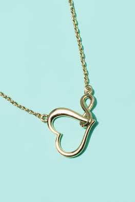 Type 1 Infinite Love Necklace