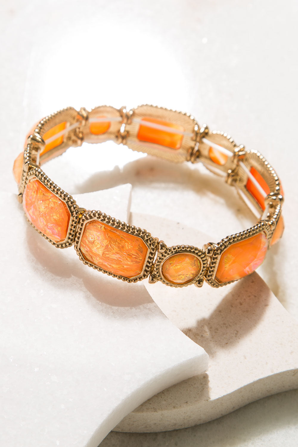Type 1 Orange Kiss Bracelet