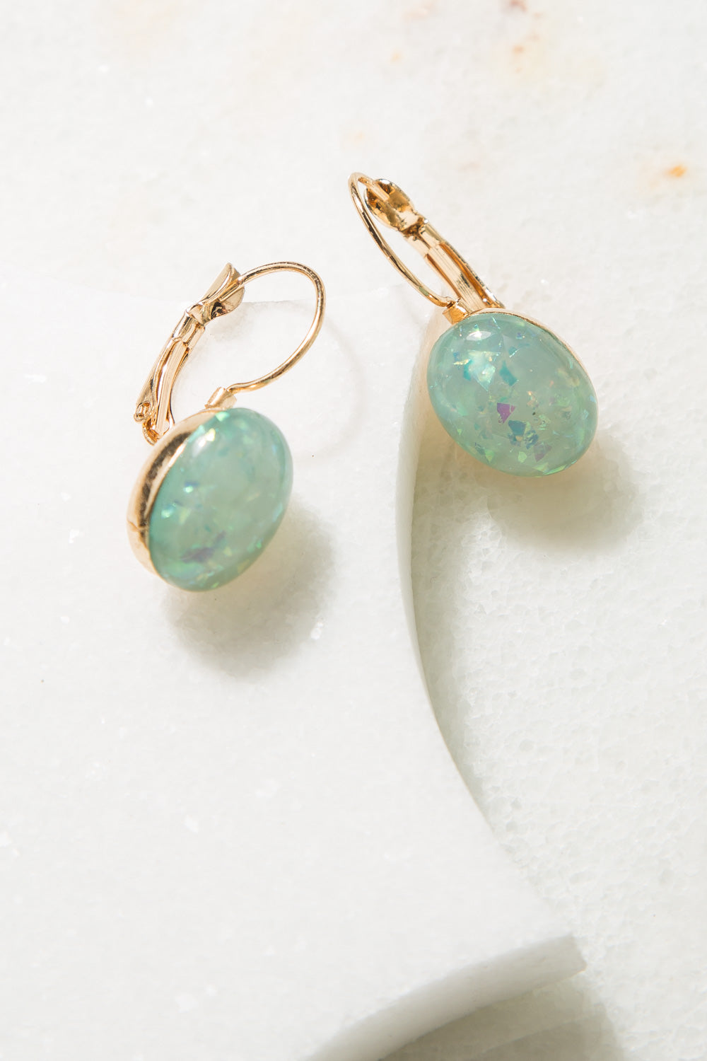 Type 1 Opal Here Earrings