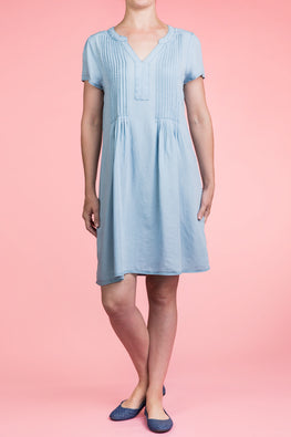 Type 1 Summer Sky Dress