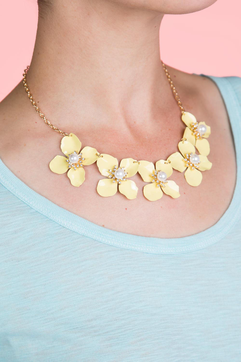 Type 1 Bloom Brilliantly Necklace