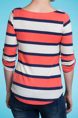 Type 1 Coral Shore Top