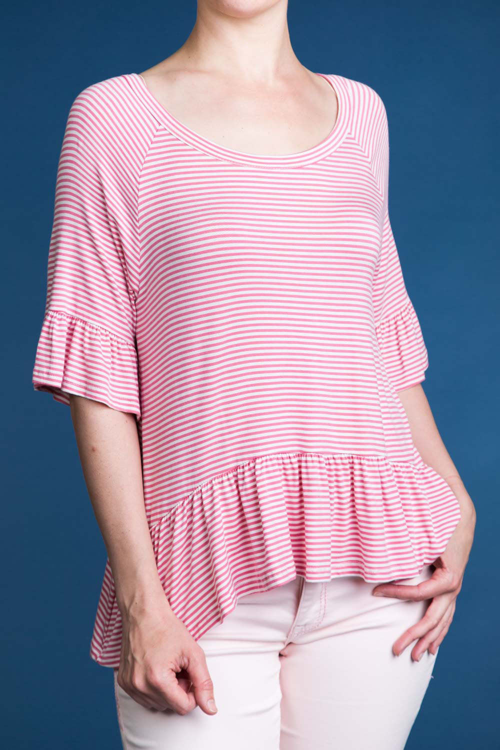 Type 1 Candied Ruffle Top