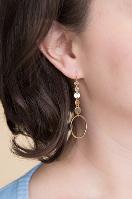 Type 1 Bubbly Earrings